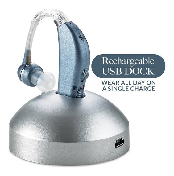 Audifono Digital Hearing Amplifier Amplificador Auditivo Voz