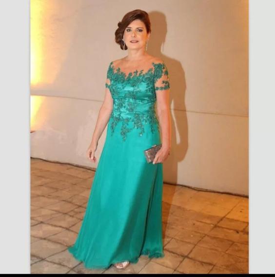 Mãe Vestidos De Noiva Sheer Pescoço