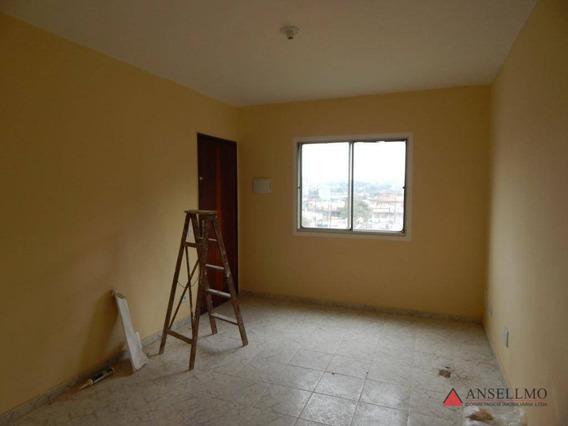Apartamento Com 2 Dormitórios À Venda, 65 M² Por R$ 150.000,00 - Alves Dias - São Bernardo Do Campo/sp - Ap0351