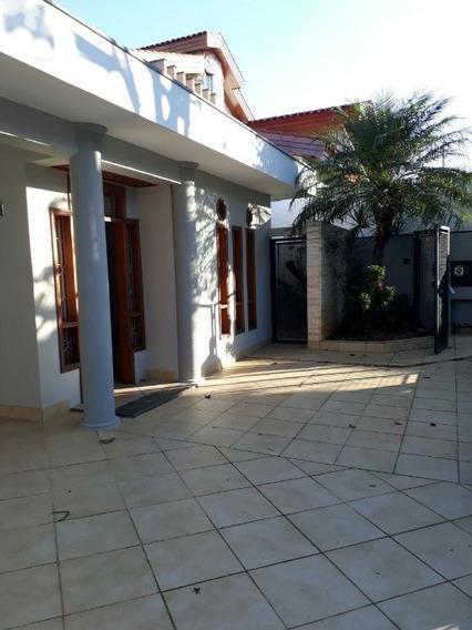 Casa Residencial À Venda, Jardim Santa Rosália, Sorocaba. - Ca1586