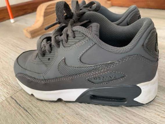 Zapatillas De Niños Nike Air Max Usada