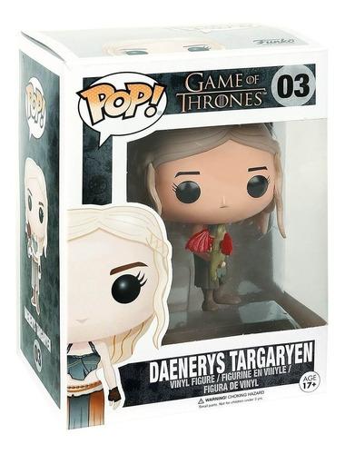 Imagen 1 de 1 de Funko Pop! Game Of Thrones Daenerys Targaryen #03