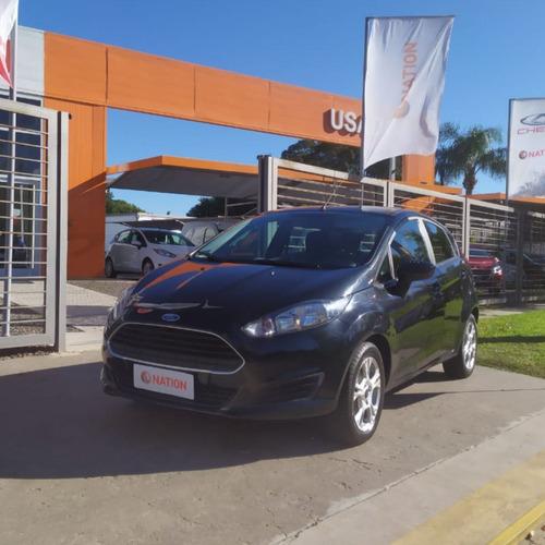 Ford Fiesta 1.6l S Plus 2014