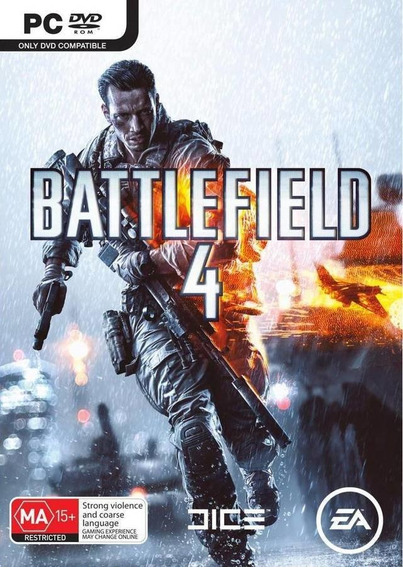 Battlefield 4 Pc Original - Origin Key (envio Flash)