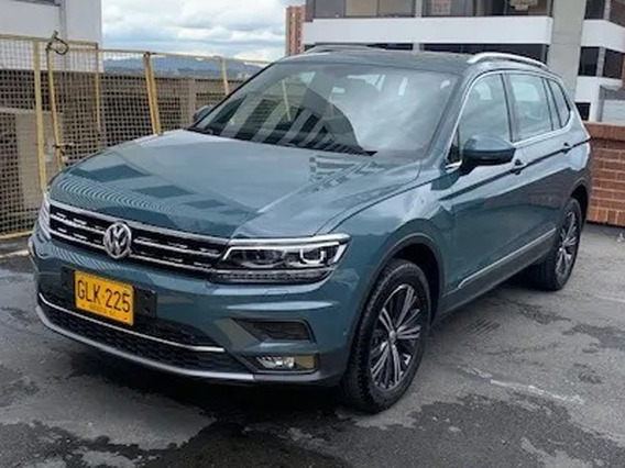 Volkswagen Nuevo Tiguan Haigline