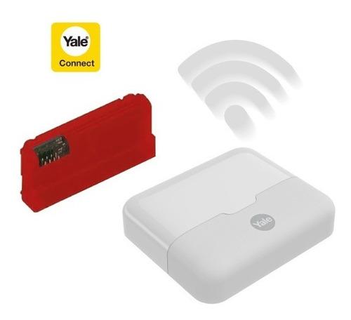 Kit Yale Connect Para Cerrojos Digitales Yrd226/256/yrl Mani