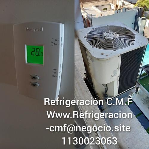 Imagen 1 de 5 de Service De Aires Acondicionados, Instalación Y Reparación