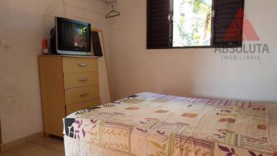 Chácara Residencial À Venda, Condomínio São Roque, Limeira. - Ch0035