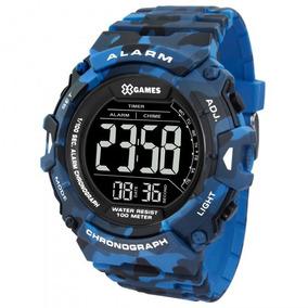 Relógio Xgames Xmppd489 Pxdp Masculino Azul - Refinado