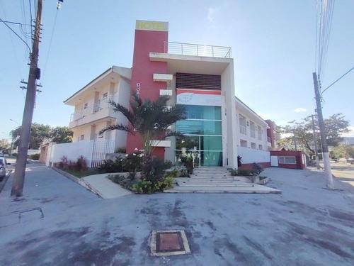 Hotel Com 20 Dormitórios À Venda, 1726 M² - Enseada - Guarujá/sp - Ho0002