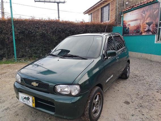Chevrolet Alto Aa Mt 1.0