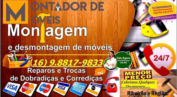 Montagem E Desmontagem De Móveis Em Geral P R. ////