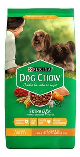 Dog Chow Adultos Razas Pequeñas De 21 Kg.