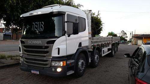 Imagem 1 de 11 de Scania P 310 8×2