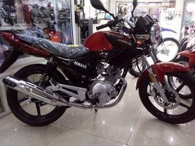 Yamaha Ybr 125 Ed 0km. Entrega Inmediata 100% Financiada