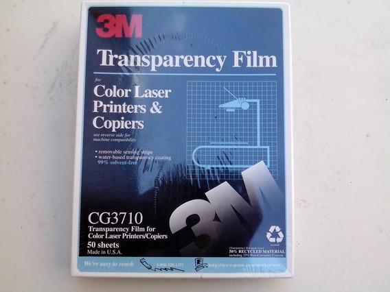 Transparencias Acetatos Para Impresoras Y Copiadoras A Color