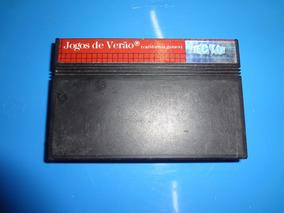 Jogos De Verão Original Para Master System