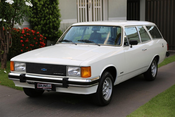 Gm Caravan Standard 1981