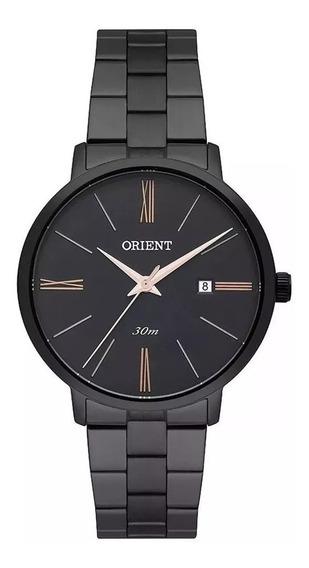 Relógio Orient Feminino Preto Analógico Fpss1002 P3px
