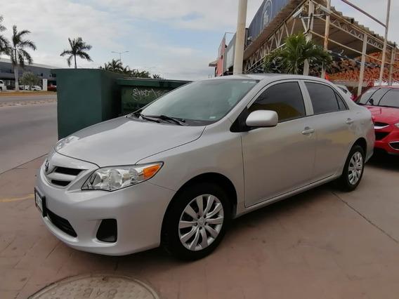 Toyota Corolla 2013 Plata