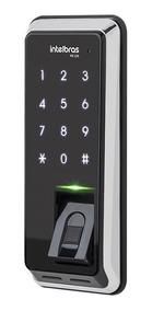 Fechadura Fr220 Digital Sobrepor Com Biometria Intelbras