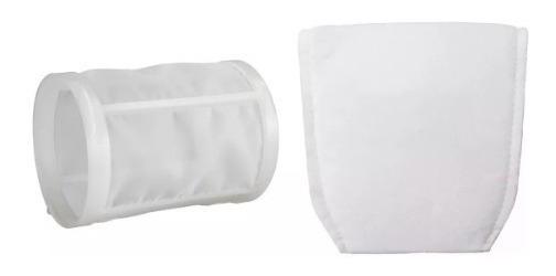 2 Filtros + Pre Filtro Para Aspirador Makita Cl100d Dcl180