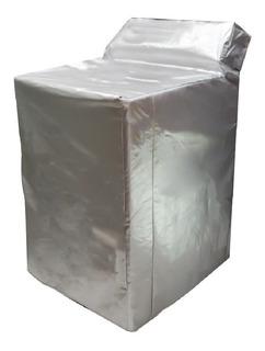 Cubierta Funda Para Lavadora Afelpada Premium Impermeable