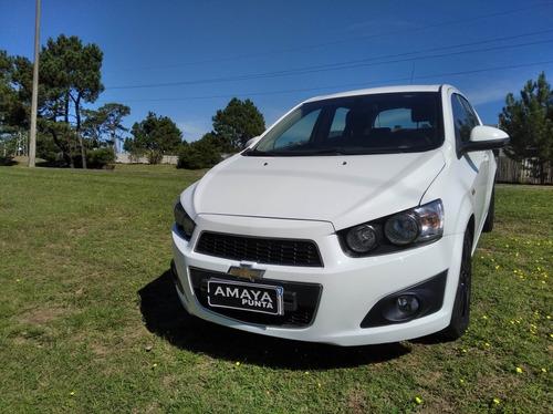 Amaya Chevrolet Sonic 1.6 Lt 2012