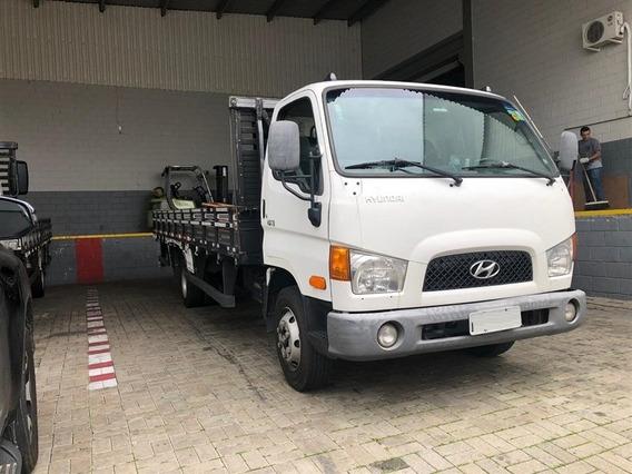 Hyundai Hd78 Ano 2012 Com Carroceria 6,20 Metros