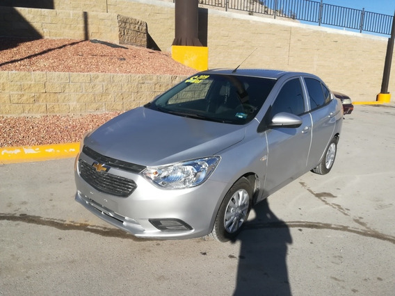 Chevrolet Aveo 1.6 Ls At 2019
