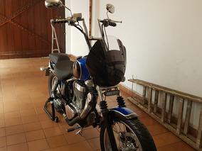 Suzuki Savage 650cc - Top - Restauração Completa