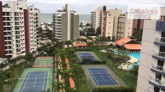 Cobertura Com 2 Dormitórios À Venda, 94 M² Por R$ 760.000,00 - Riviera De São Lourenço - Bertioga/sp - Co0005