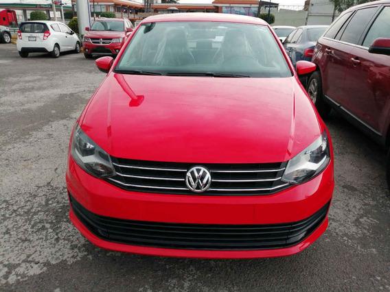 Volkswagen Vento 4p Starline L4/1.6 Man