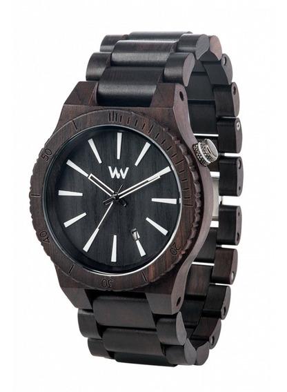 Relógio Wewood Assunt Black - Wwas05