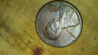 Monedas De Un Centavo Americana