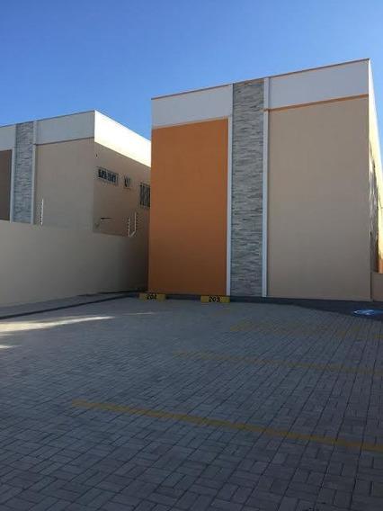Apartamento Residencial À Venda, Parque Potira, Caucaia - Ap0329. - Ap0329