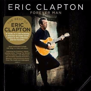 Eric Clapton Forever Man 2 Cd Greatest Hits Bb King Cream