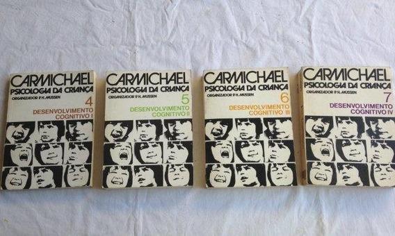 Carmichael Psicologia Criança Desenvolvimento Cognitivo 4 Vl