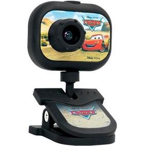 Web Cam 2mb Clone Código 10024 Disney Carros