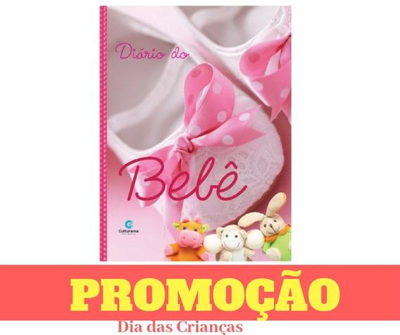 Livro Diário Album Gestante Presente Para Chá De Bebê