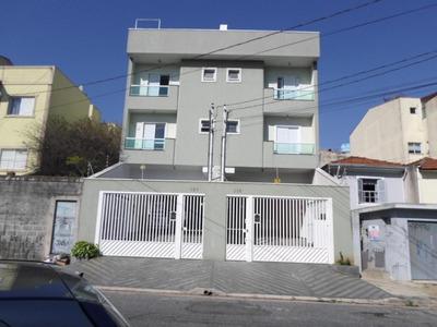 Cobertura Residencial À Venda, Vila Pires, Santo André. - Co50252