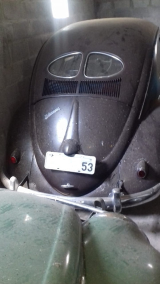 Volkswagen Fusca Zwiter 1953