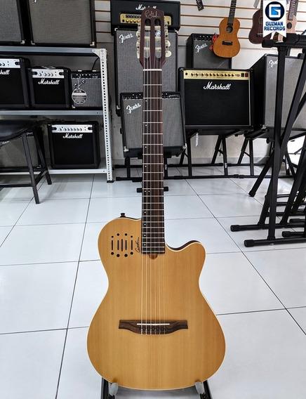Guitarral Godin Multiac Nylon Encore + Estuche