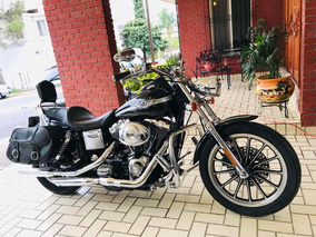 Harley Davidson Dyna Low Rider 100 Aniversario Hermosa Equip