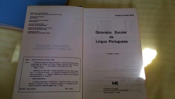 Dicionário Da Lingua Portuguesa