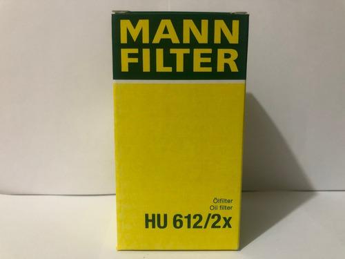Filtro Aceite Hu 612/2x  (mann Filter)