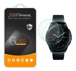 [paquete De 2] Supershieldz Para Samsung Galaxy Watch (42 Mm
