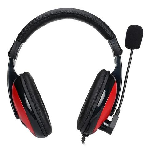 Auricular Vincha Y Micrófono Gamer C/ Cable Xtrike Me Hp-307