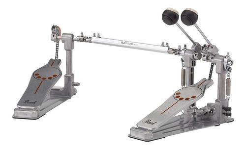 Pearl P-932 Pedal De Bombo Demonator Doble Con Mazo Duo Beat