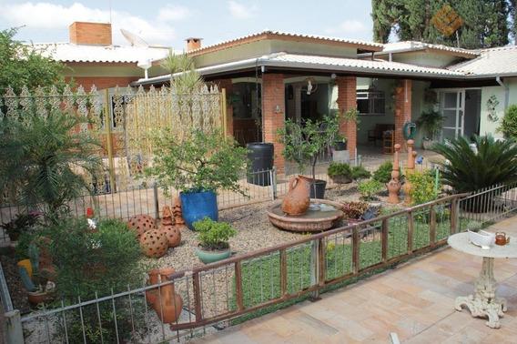 Casa Residencial À Venda, Centro, Santa Gertrudes. - Ca0308